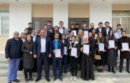 ОНФ в Дагестане наградил волонтеров и партнеров акции #МыВместе