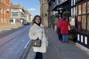 Девушка может уехать из Лондона, а Лондон из девушки – уже нет