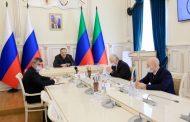 Вопросы вакцинации и снятия ограничений на работу банкетных залов обсудили под руководством Сергея Меликова
