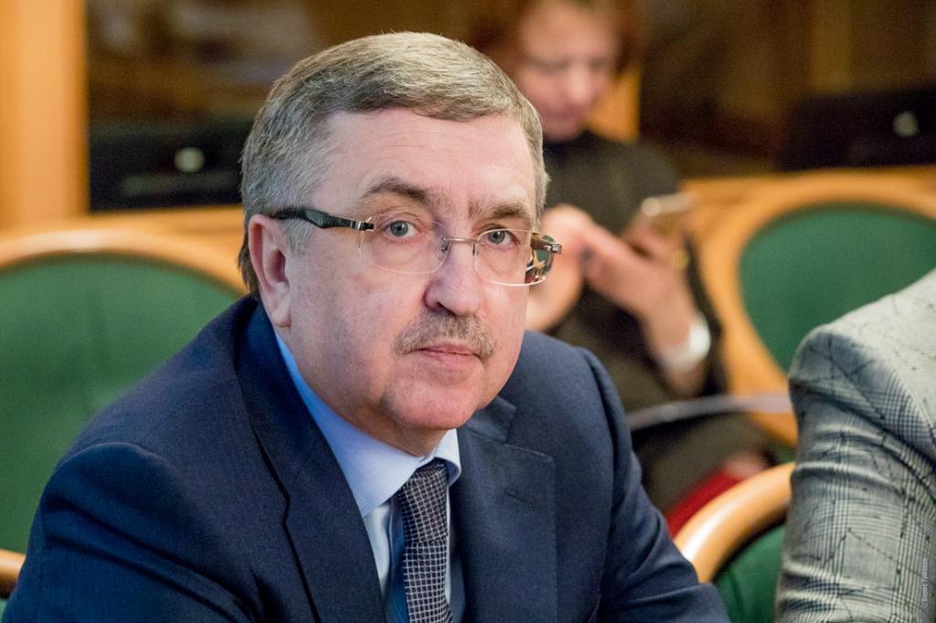 Юрий Левицкий: «Дагестан устремлен в будущее»