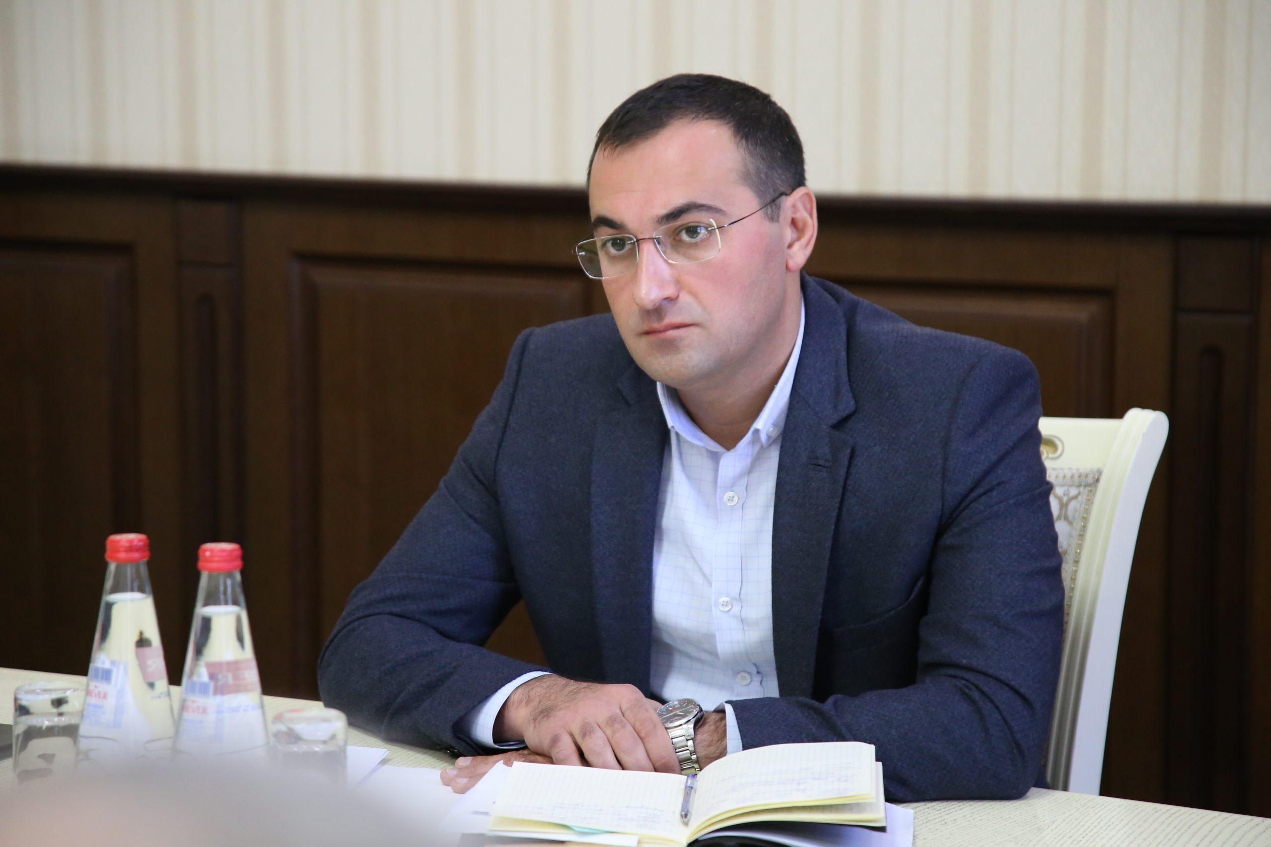 Вопросы комплексного развития Дербента рассмотрены на заседании в Совете Федерации России
