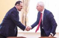 Сергей Меликов и Олег Матыцин обсудили строительство спортивных объектов в Дагестане