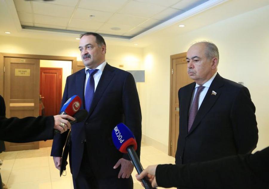 Сергей Меликов прокомментировал первые итоги Дней Дагестана в Совете Федерации
