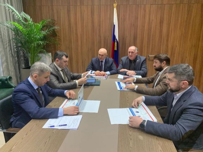 В Минсельхозе России обсудили вопросы развития агропромышленного комплекса Дагестана