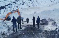 Возобновлено движение по дороге Рутул – Цахур – Джиных