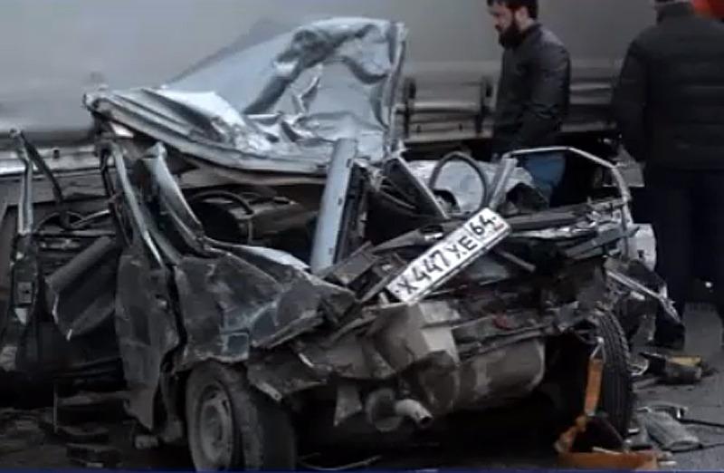 Спортсмены из Дагестана пострадали в результате ДТП на территории Ингушетии