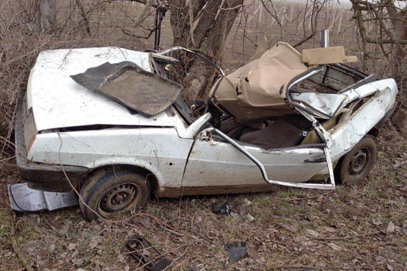 В двух ДТП в Дагестане погибли три человека