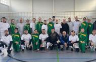 Товарищеские матчи по футболу и волейболу прошли между командами Совета Федерации и Дагестана