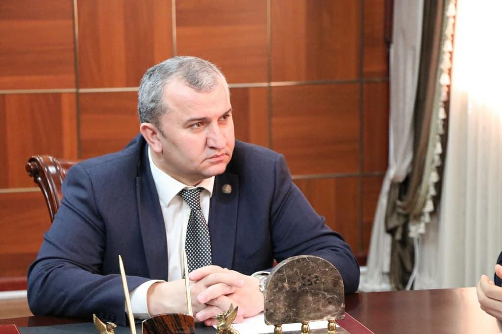 Казбековский район заявит на республиканскую программу поддержки местных инициатив строительство футбольного поля