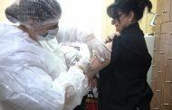 Сотрудники минздрава Дагестана прошли вакцинацию от коронавируса