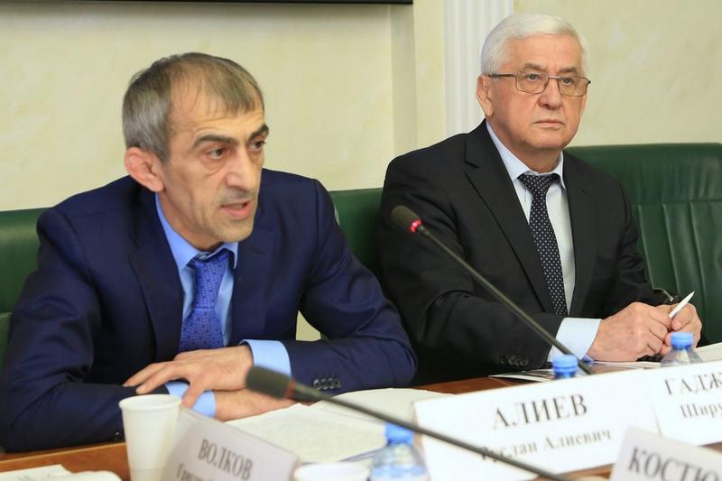 В Совете Федерации обсудили тему строительства дорог в обход крупных дагестанских городов