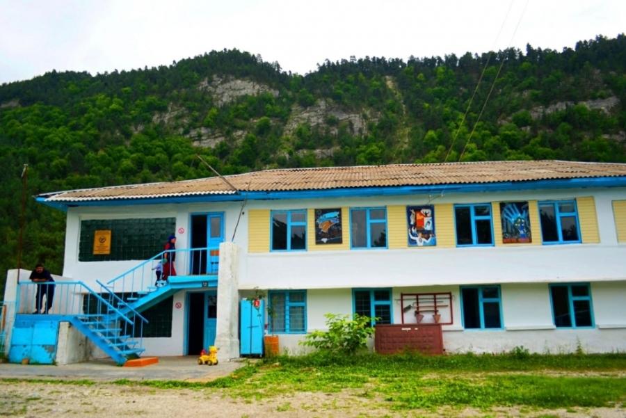 Школа дагестанского села Цанатль готова участвовать в проекте «100 школ»