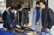 В Махачкале проходит выставка-ярмарка «Кубачинское серебро»