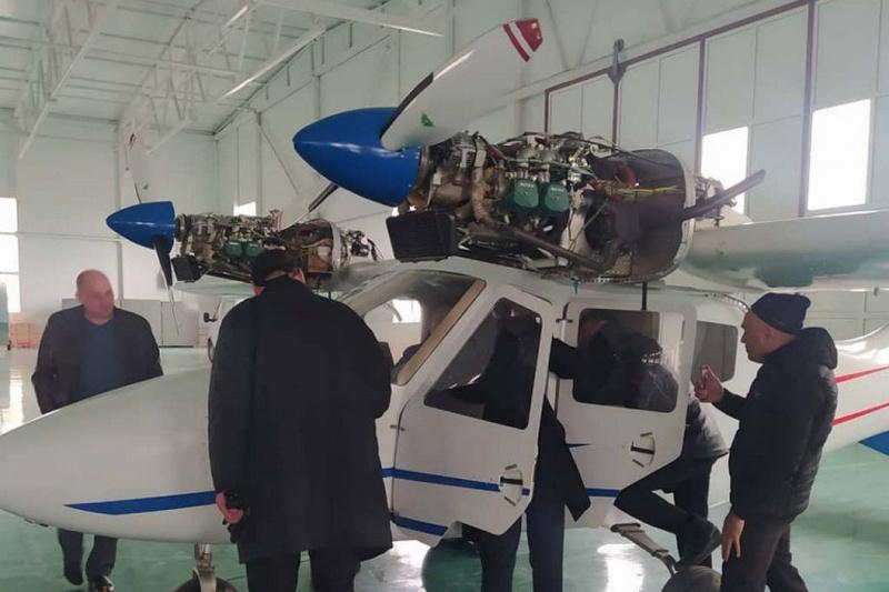 Делегация ВМФ минобороны России посетили завод «КЭМЗ» в Кизляре