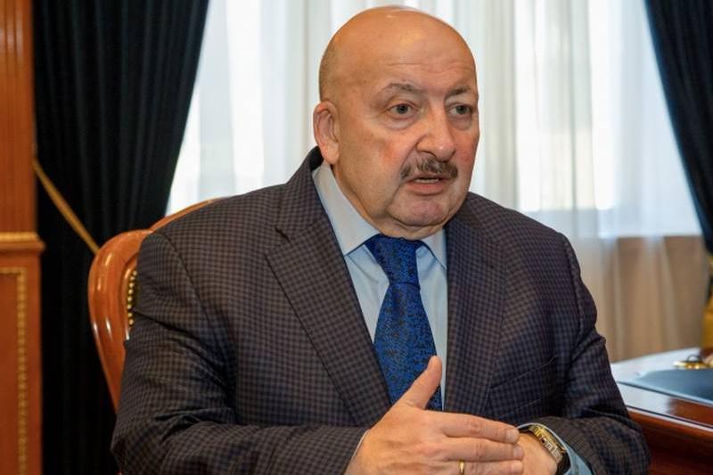 Гаджимет Сафаралиев: «Выход на федеральный уровень - это большой плюс для Дагестана»