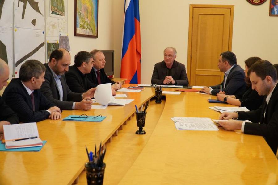 Абдулпатах Амирханов утвердил состав рабочей группы по совершенствованию системы обращения с отходами в Дагестане