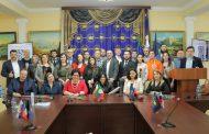 В Махачкале состоялась встреча клуба лидеров молодежного сообщества СКФО «Будущее Кавказа»