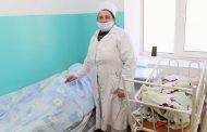 Вертолет погранслужбы ФСБ доставил женщину, у которой начались роды, в Хунзахскую ЦРБ