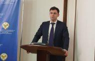 Коллективу минстроя Дагестана представили нового руководителя