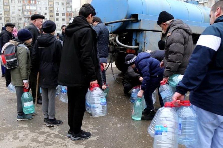 Мэрия Махачкалы: Ленинский район получит воду не ранее 18 марта