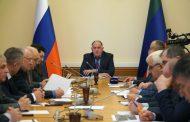 Готовность к сезону паводков и половодья обсудили в правительстве Дагестана