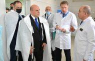 Мишустин осмотрел центральную городскую больницу в Дербенте