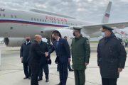 Михаил Мишустин и четыре федеральных министра прибыли в Дагестан