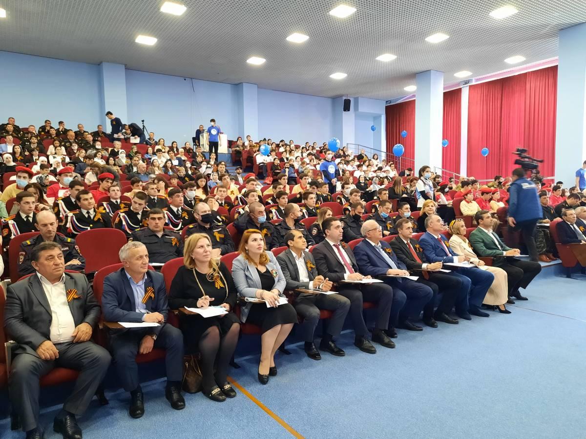В Дагестане прошел исторический «Диктант Победы»