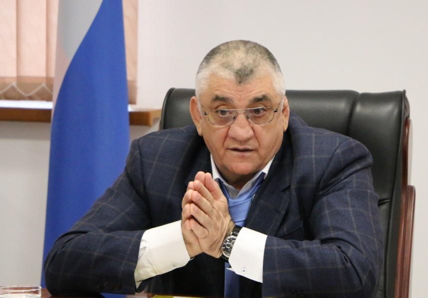 Магомед Магомедов избран главой Кизилюрта