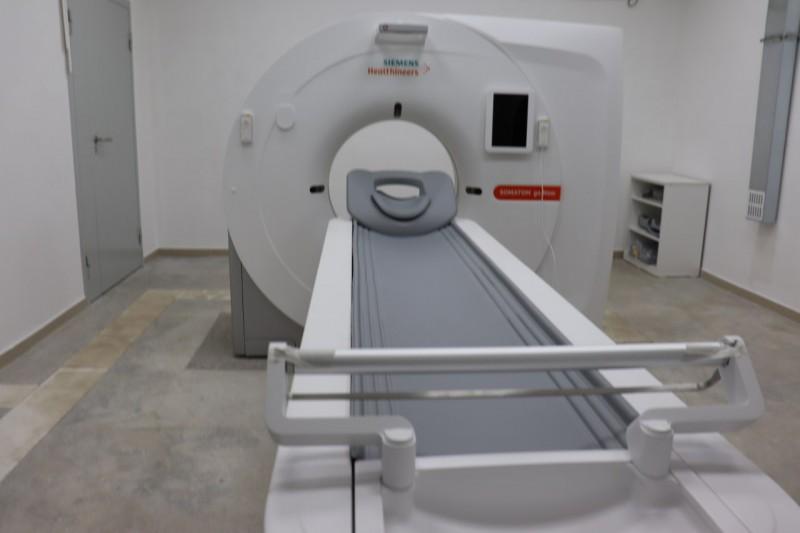 Новый компьютерный томограф появился в Магарамкентской центральной районной больнице