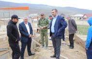 Участок автодороги Мамедкала – Татиль – Хучни будет отремонтирован до конца 2022 года