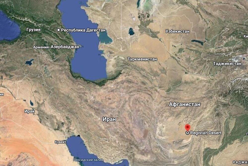 Прогноз погоды на май: Дагестан накроют горячие ветры Регистана