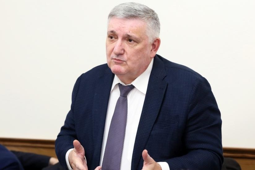 Ректор ДагГАУ оценил уровень коррупции в вузе. В миллионах рублей
