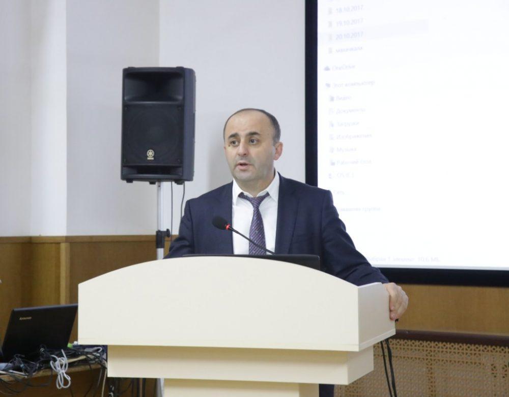 Следствие занялось делом и. о. ректора ДГМУ Сулеймана Маммаева