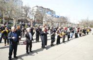 ДИРО присоединился ко всероссийской эстафете здоровья
