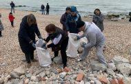 ДИРО принял «эстафету чистоты» от работников МВД
