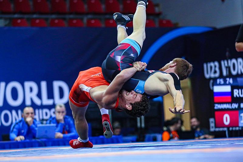 В состав сборной России на чемпионат Европы вошли пятеро вольников из Дагестана