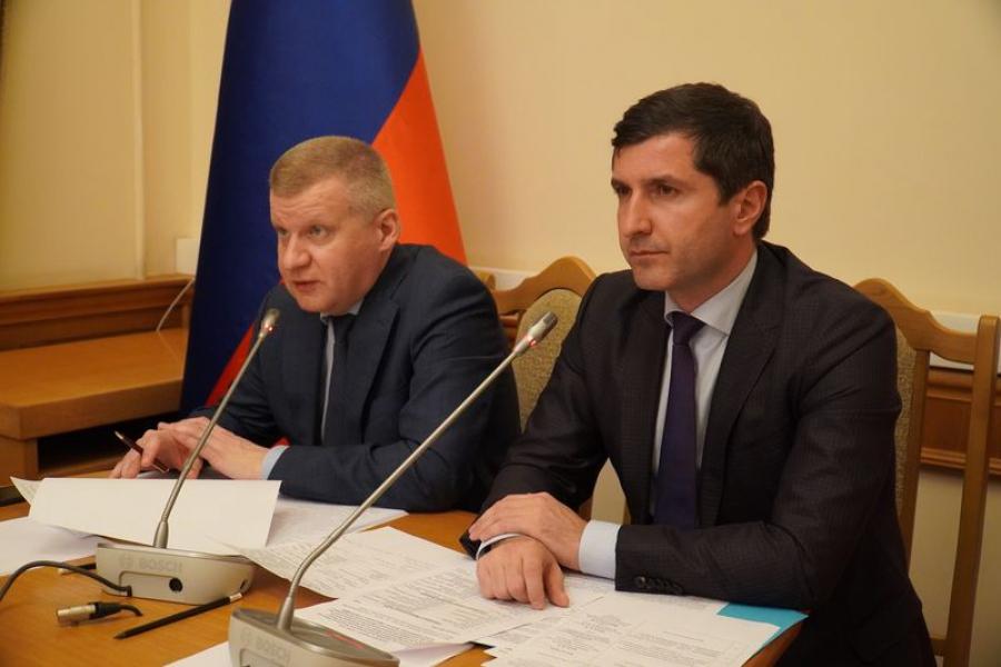 Замминистра просвещения России Андрей Николаев ознакомился с темпами строительства объектов образования в Дагестане