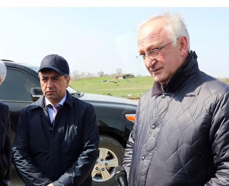 Правительство Дагестана окажет поддержку инвестпроекту по закладке садов в Дербентском районе