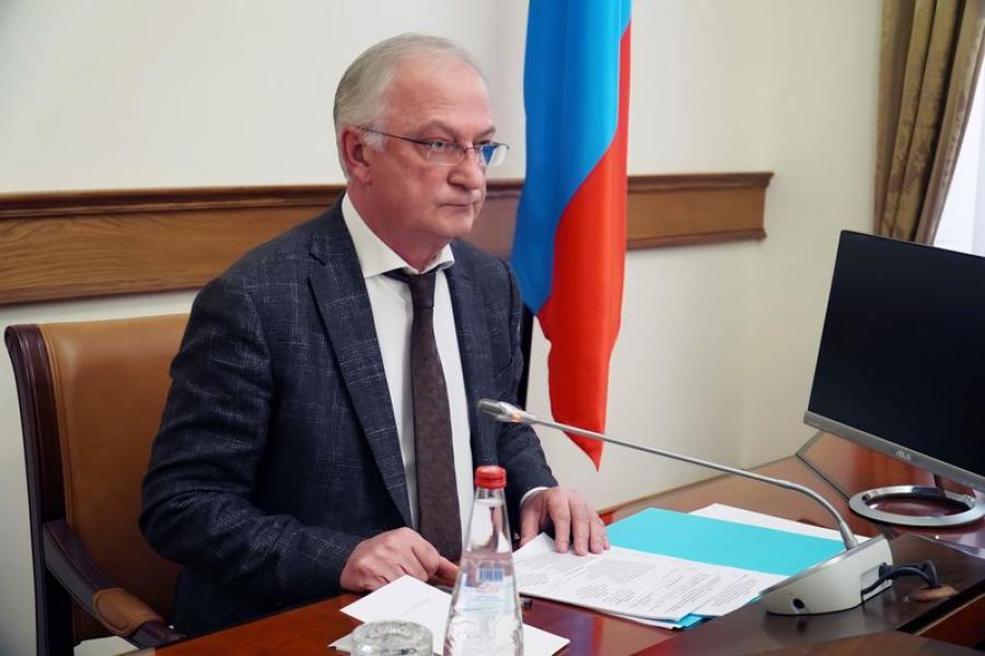 Заседание комиссии по повышению эффективности управления и распоряжения земельными участками состоялось в правительстве Дагестана