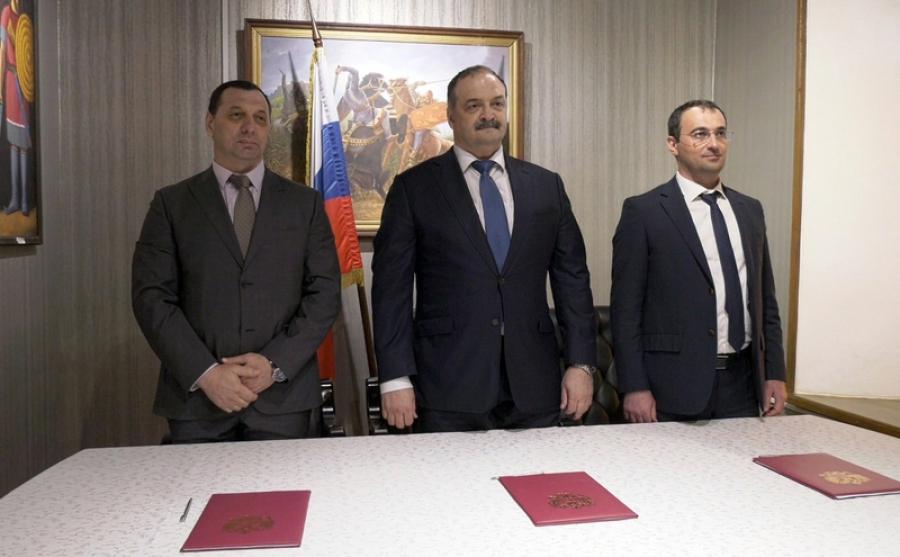 Подписано соглашение о взаимодействии Дагестана, Дербента и Фонда «Новая Земля»