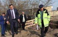 В Магарамкентском районе начался ремонт автодороги Новый Аул – Бугдатепе