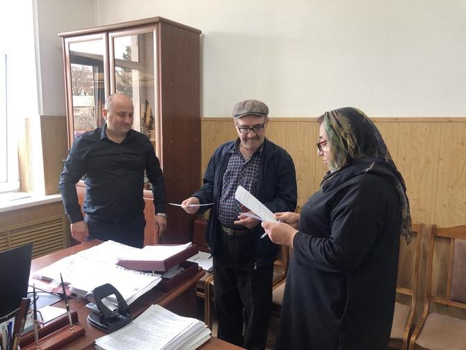Ветерану афганских событий из Новолакского района вручили жилищный сертификат