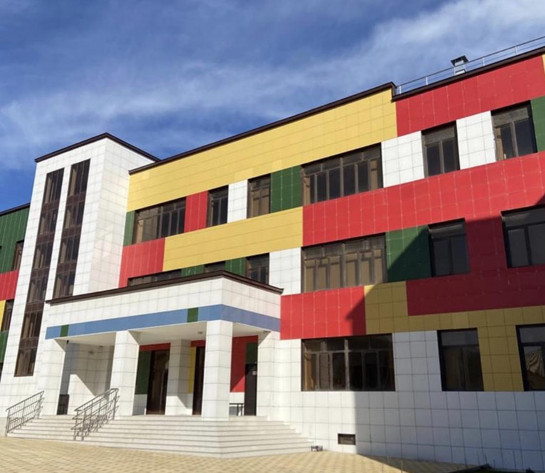 В Дагестане завершено строительство 21 социального объекта