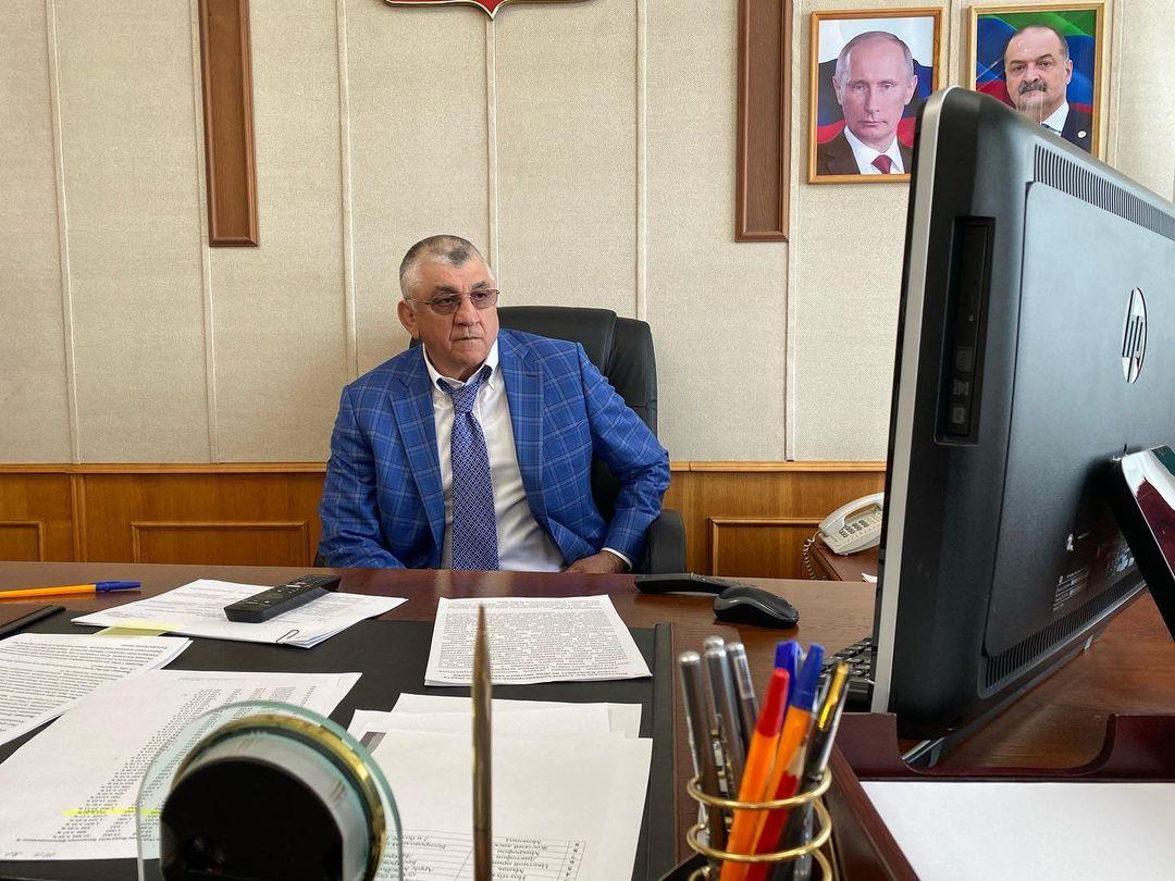 Глава Кизилюрта прокомментировал послание президента Совету Федерации