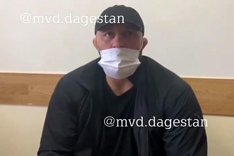 Задержан бывший боец смешанного стиля Антигулов, в доме которого обнаружено оружие