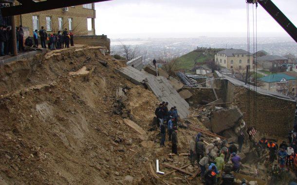 «Люди должны понимать, что живут на очень опасной территории»