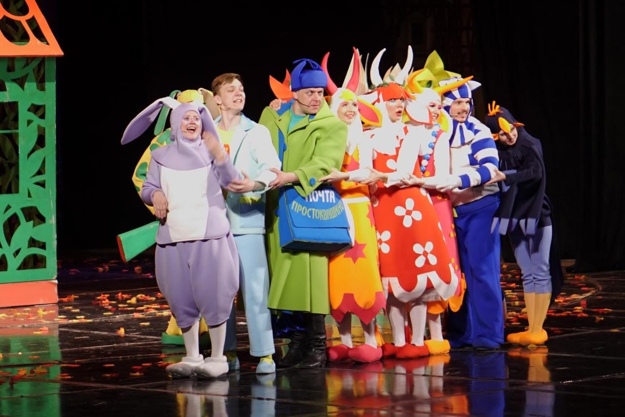 В Дагестане начались «Большие гастроли» Калужского театра