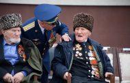 «Волонтеры Победы» поздравили ветеранов с праздником