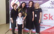 Юная дагестанка завоевала бронзу на межрегиональном чемпионате BabySkills